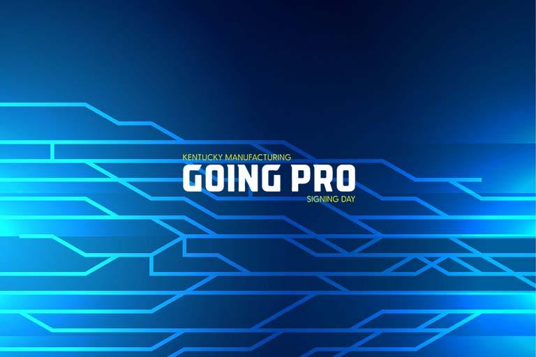 going pro logo