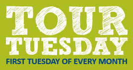 Tour Tuesday at ACTC - First Tuesday of Every Month