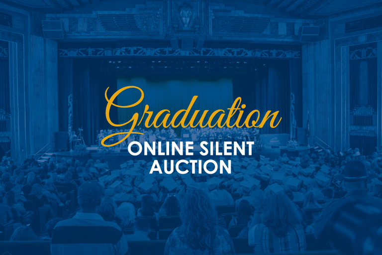 Graduation Online Silent Auction